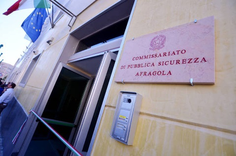 MOSAP NAPOLI: Problematiche presso il Commissariato di P.S. Afragola