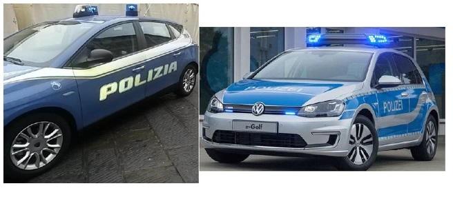 Armato di coltello s'introdusse in un'abitazione in Germania rapinando una coppia di €.13.000,00 e dell'auto