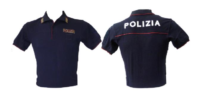 MOSAP NAPOLI: Distribuzione POLO Polizia di Stato agli iscritti Mosap