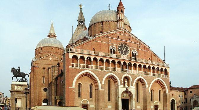Basilica di Sant'Antonio di Padova, furto sventato dalla Polizia