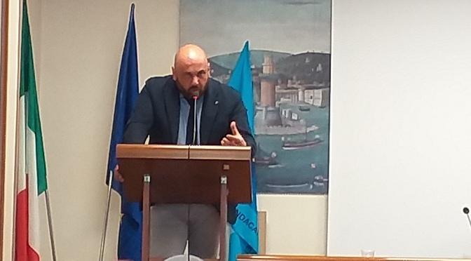 Il Mosap presente al 1° Congresso Provinciale Uil Sicurezza Napoli