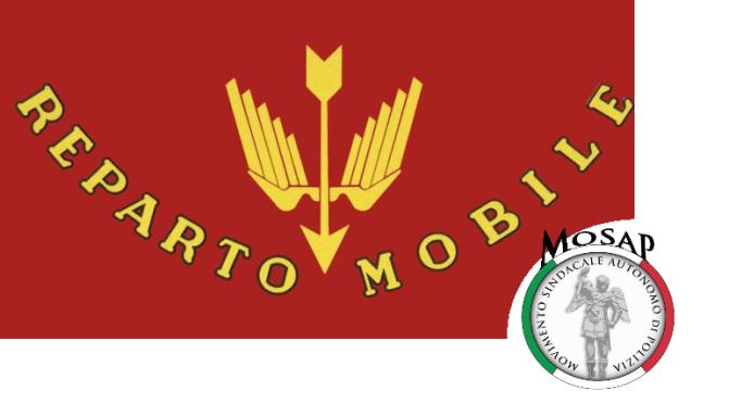 MOSAP NAPOLI: IV Reparto Mobile, Vincenzo Salicone nominato nuovo vice Segretario Sezionale.