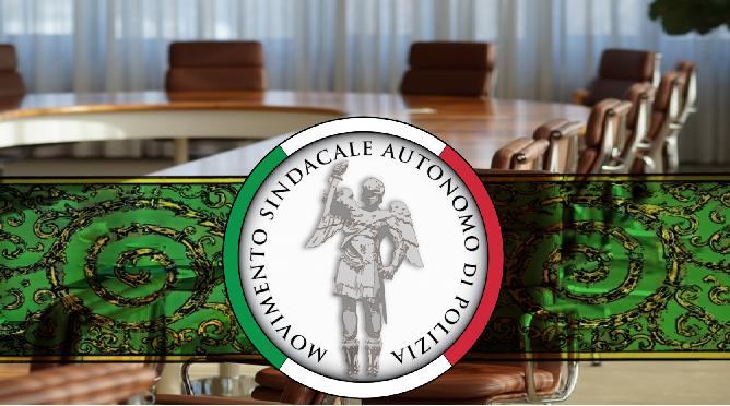 MOSAP NAZIONALE: Consiglio per le Ricompense per Meriti Straordinari e Speciali – riunione del 24 giugno