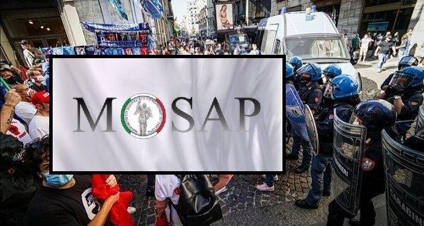MOSAP NAPOLI: scontri a Napoli con le forze dell'Ordine. La posizione del Mosap di Napoli in evidenze su più testate giornalistiche: