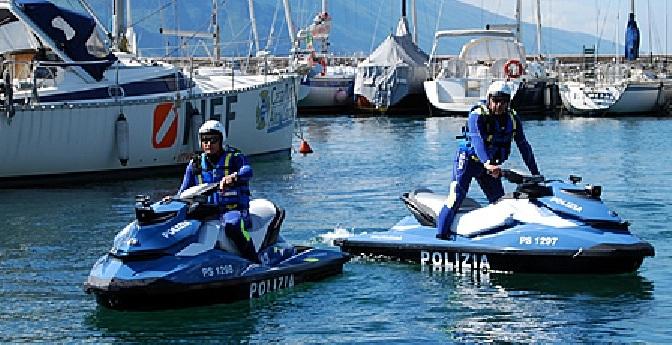 MOSAP NAPOLI: Questura di Napoli, richiesta impiego moto d'acqua.