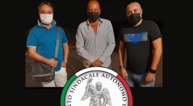 ANTONIO CASCIELLO PASSA AL MOSAP COME UN FULMINE A CIEL SERENO.