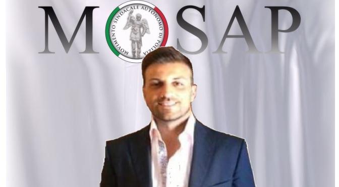 IL NOSTRO SEGRETARIO  CICCARELLI (MOSAP) IMPEGNATO ANCHE NEL SOCIALE