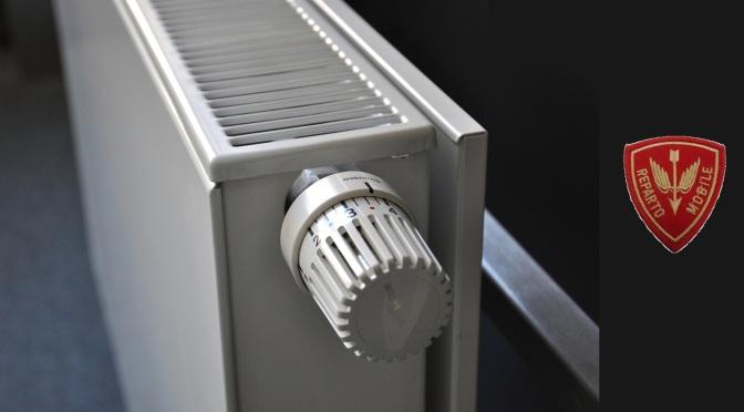 reparto mobile napoli: ripristino impianti di riscaldamento